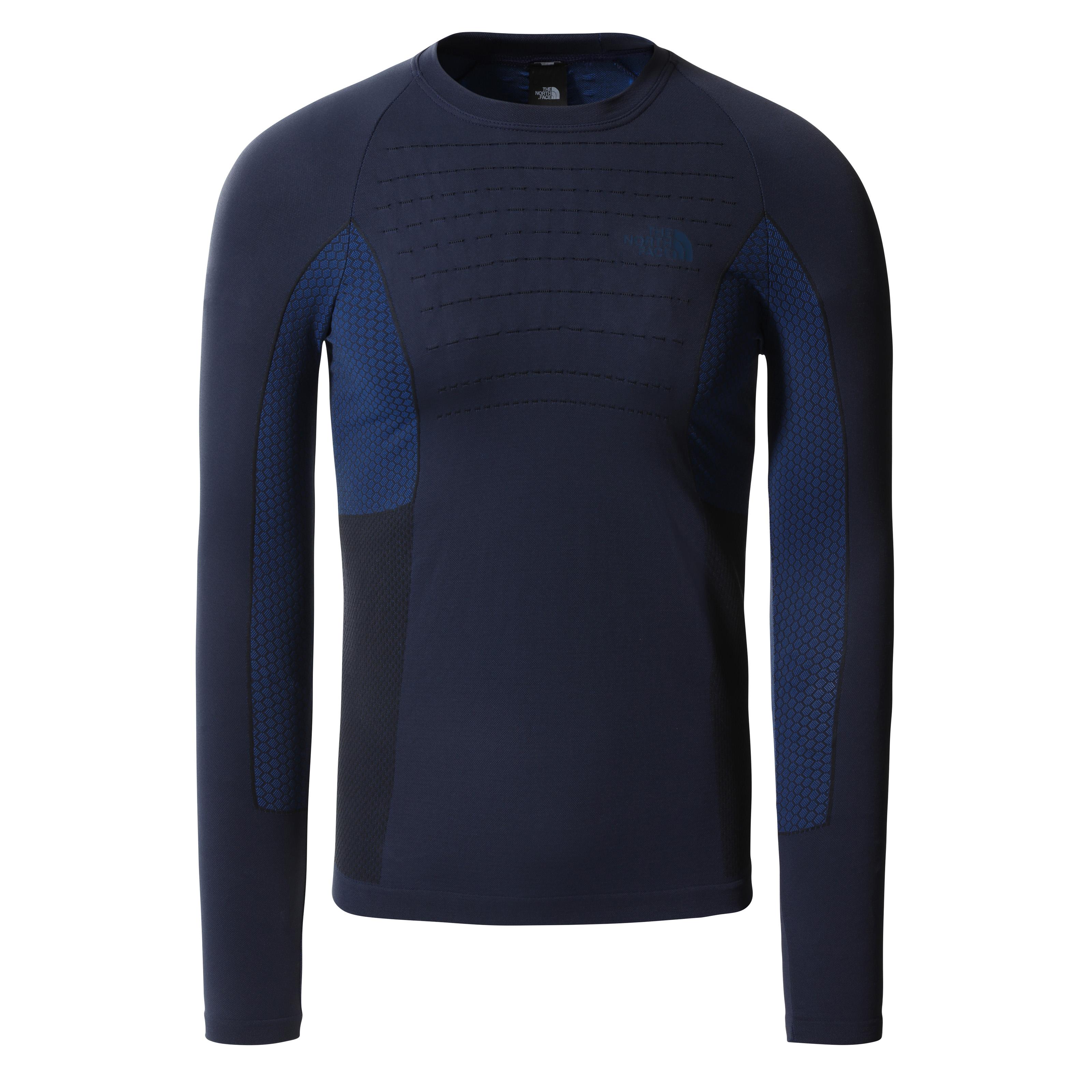 The North Face pánské funkční prádlo PÁNSKÉ FUNKČNÍ TRIČKO SPORT S DLOUHÝM RUKÁVEM The North Face