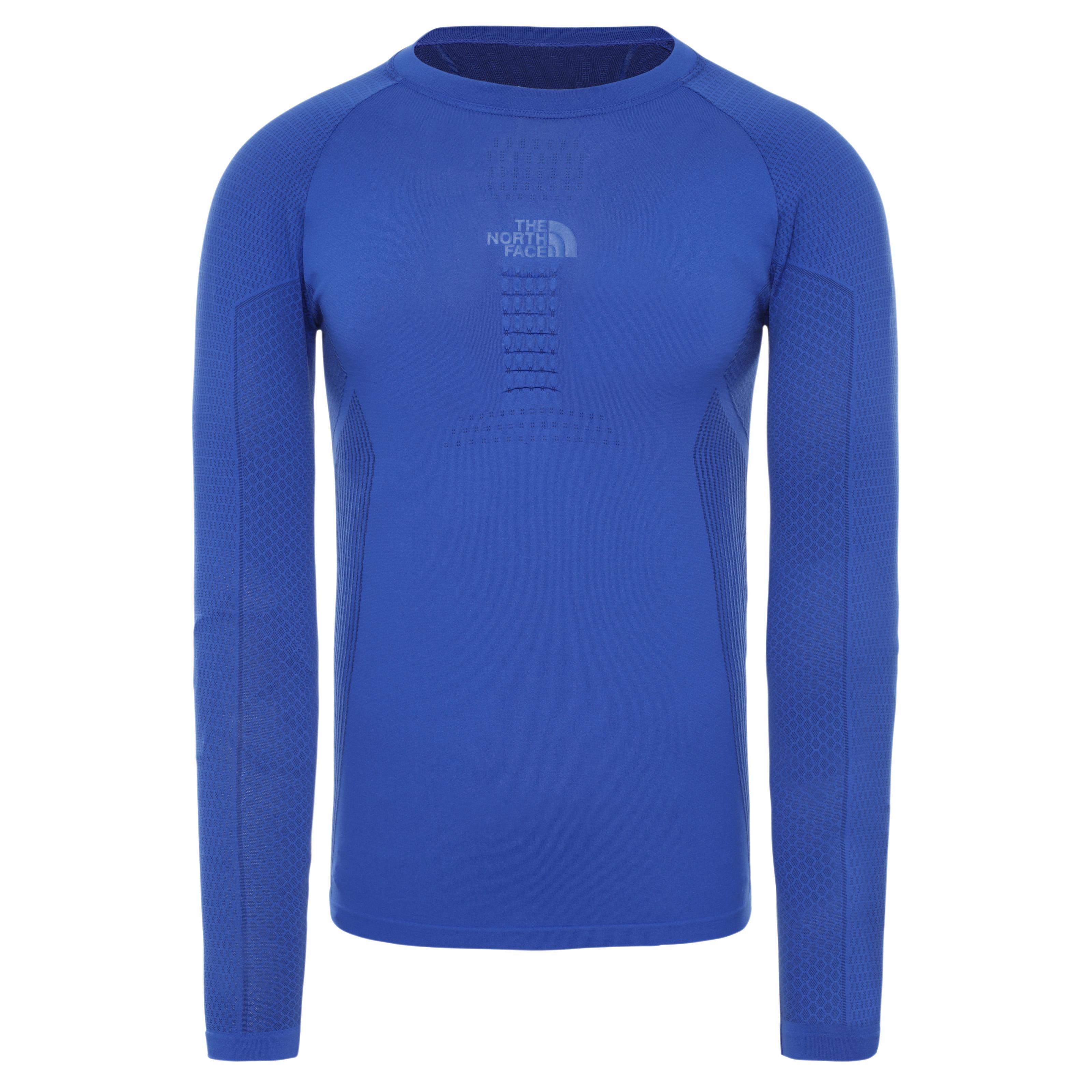 The North Face pánské funkční prádlo PÁNSKÉ FUNKČNÍ TRIČKO S DLOUHÝM RUKÁVEM ACTIVE The North Face
