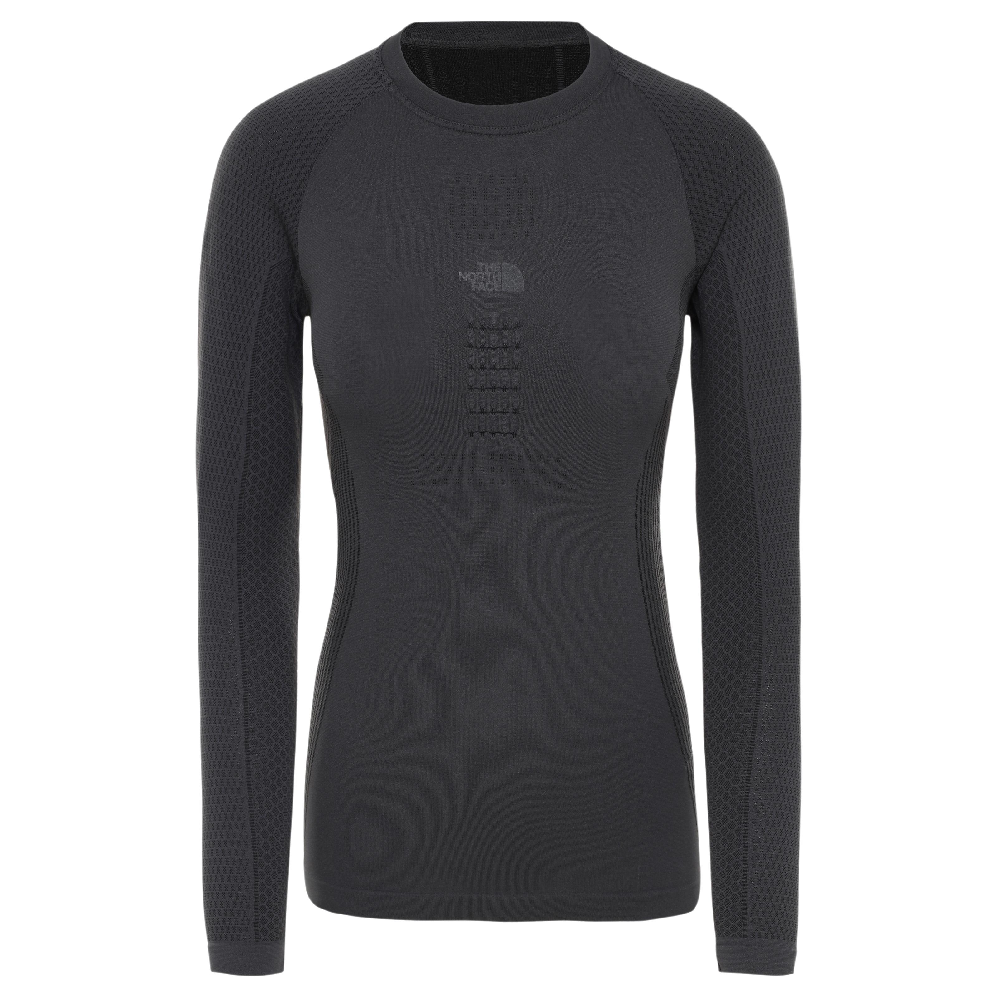 The North Face dámské funkční prádlo DÁMSKÉ FUNKČNÍ TRIČKO S DLOUHÝM RUKÁVEM ACTIVE The North Face