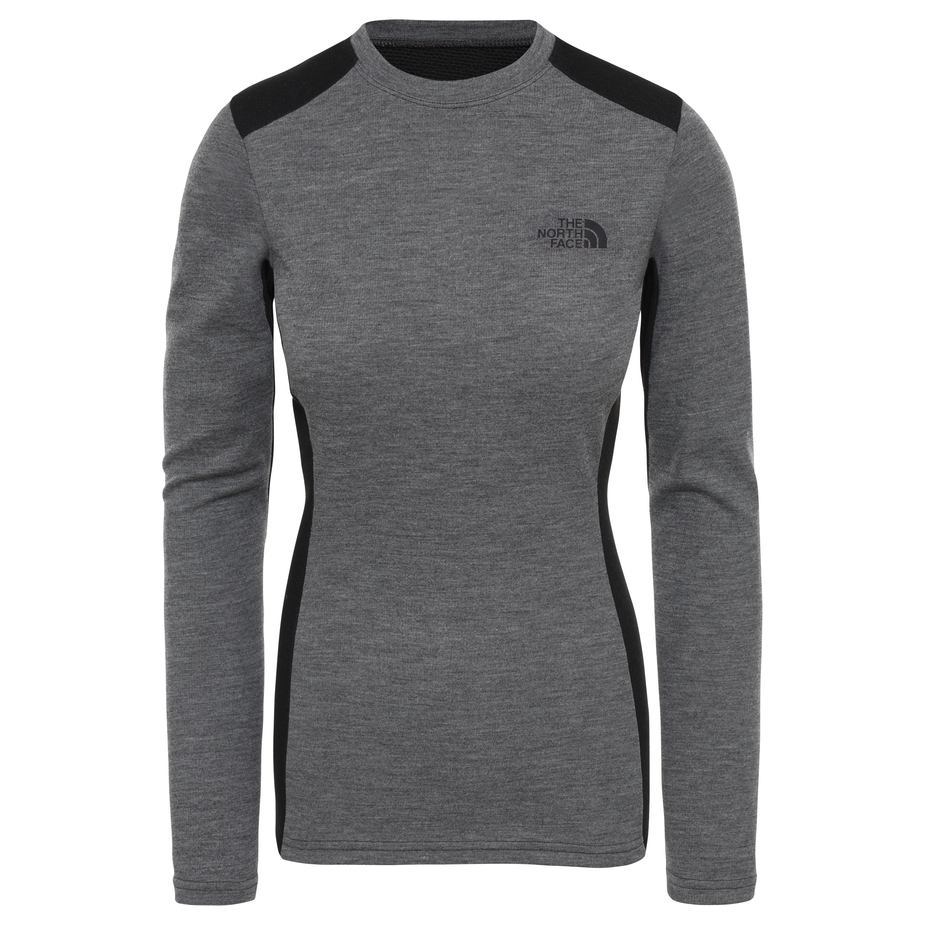 The North Face dámské funkční prádlo DÁMSKÉ FUNKČNÍ TRIČKO EASY S DLOUHÝM RUKÁVEM The North Face