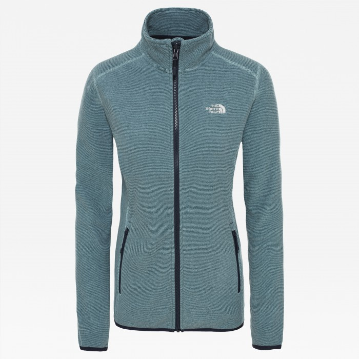 detail W 100 GLACIER FULL ZIP