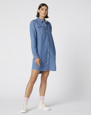 SHIRT DRESS ALOHA